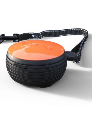 Lishinu Retractable Lead Orange