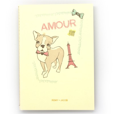 Amour notebook note book